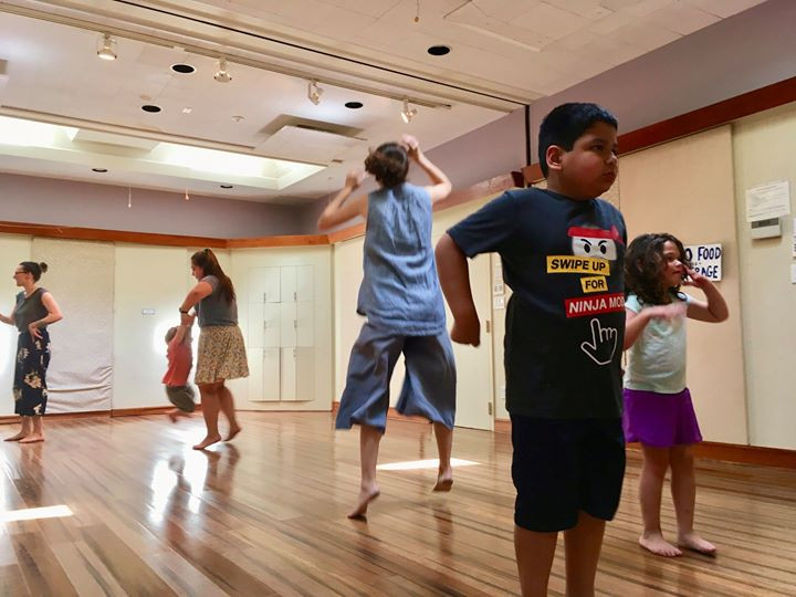 DANCE AND MOVEMENT THERAPY