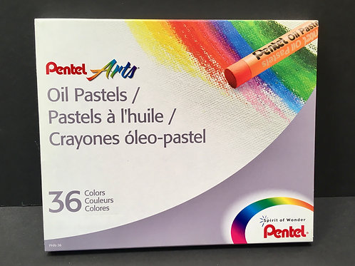 Oil Pastels - Set of 36