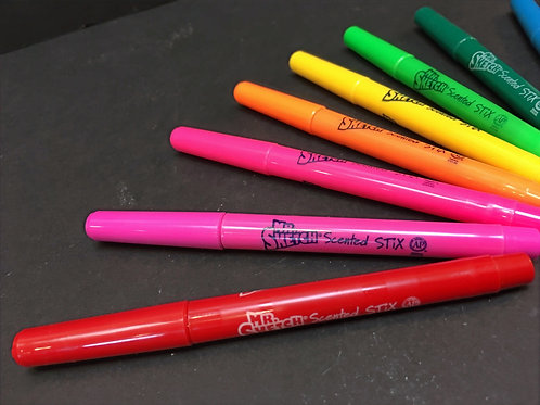 Mr Sketch Scented Markers
