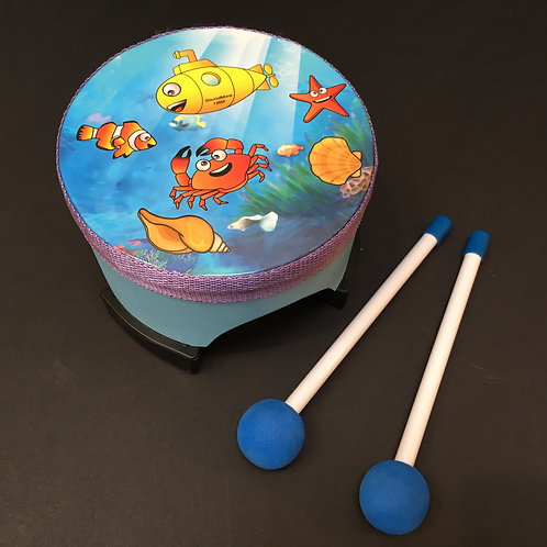 Early Childhood Floor Drum
