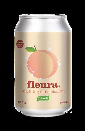 Fleura Peach - 12 Pack