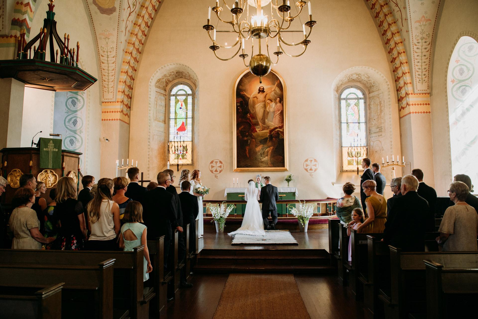 Sääksmäen kirkko