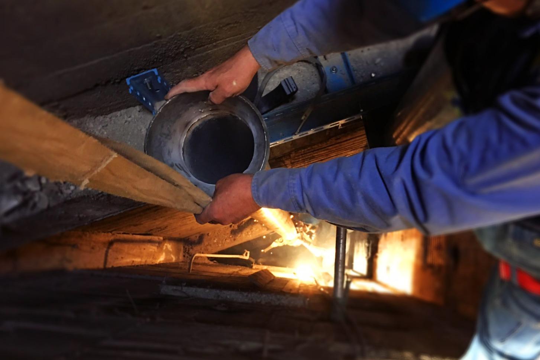 暖通空調 HVAC Duct/Pipe Routing