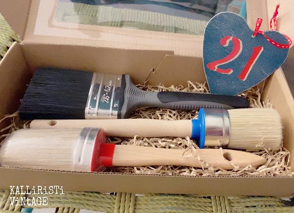 PREMIUM Brush Kit 3