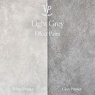 Light Grey Effect Paint sample 600x600px