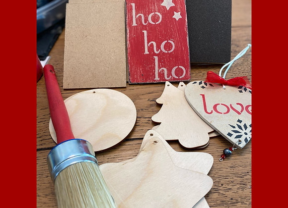 Ornament Craft Kit!