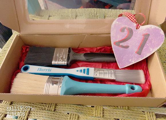 PREMIUM Brush Kit 2