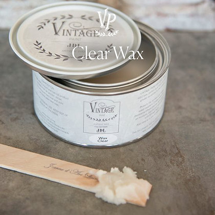Vintage Paint Clear Wax 300ml