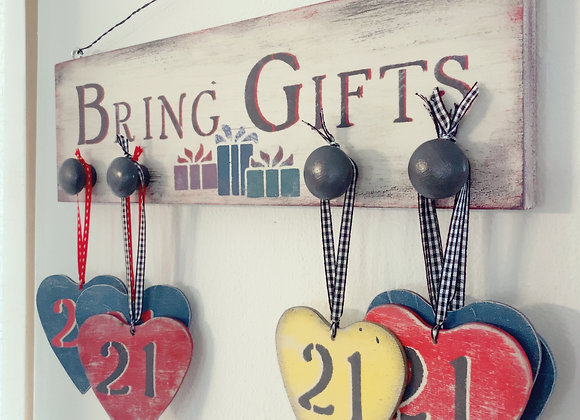 Bring Gifts Sign
