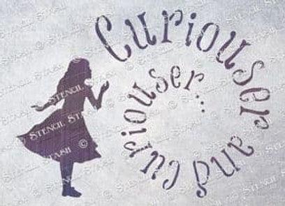 ALICE CURIOUS
