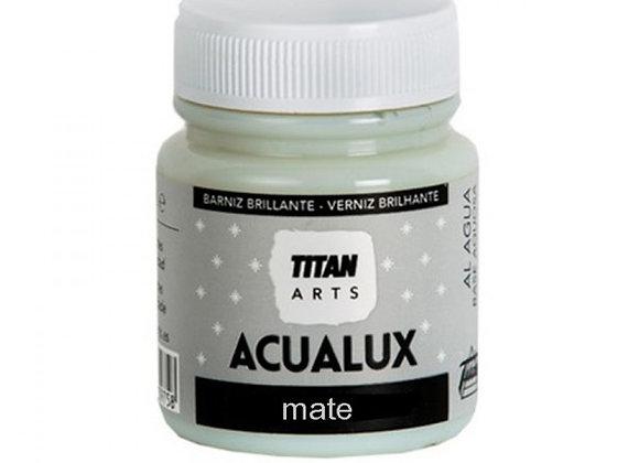 MATTE Varnish Τitan Acualux 100ml