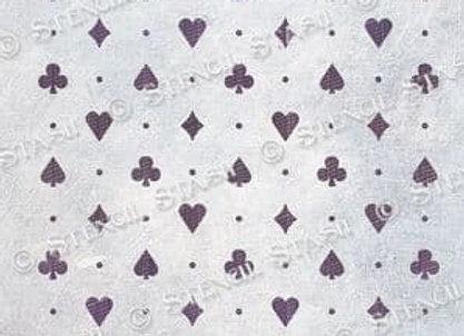 Alice cards pattern