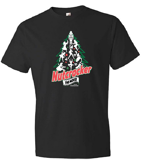 Short Sleeve Nutcracker T-shirt