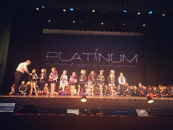 PMDC and PM Crew at Platinum National Dance Competition