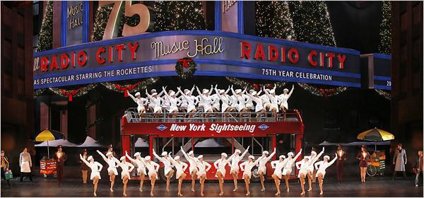 Radio City Music Hall 75th Christmas Spectacular