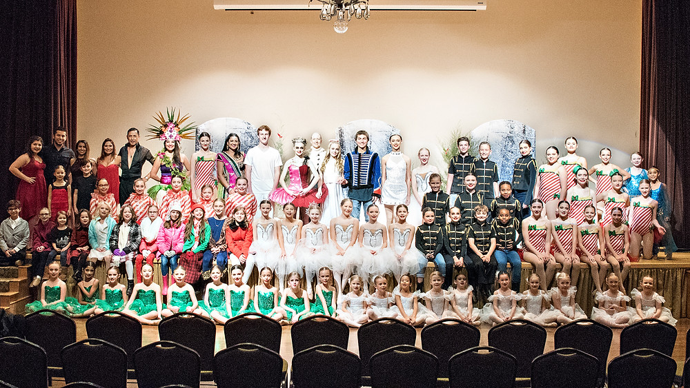 Nutcracker Cast 2017