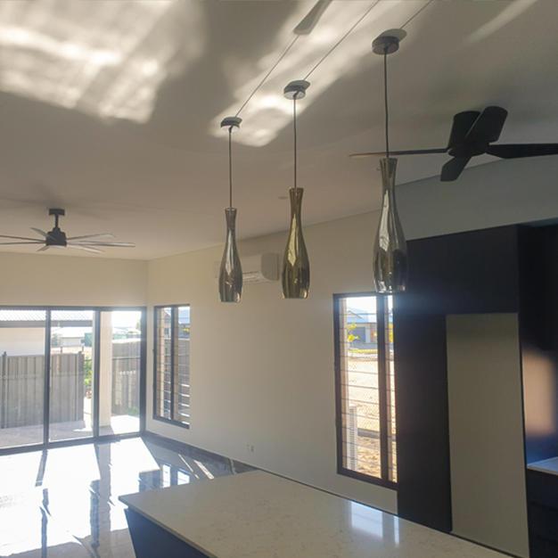 New Build, High Spec Home