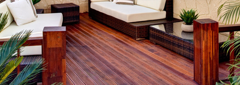 Imported Hardwood - Merbau Decking