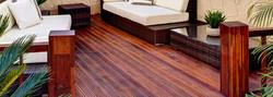 Imported Hardwood - Merbau Decking