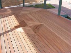 Imported Hardwood - Kapur Decking
