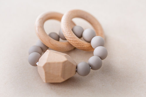 Rubi Teether - Beige