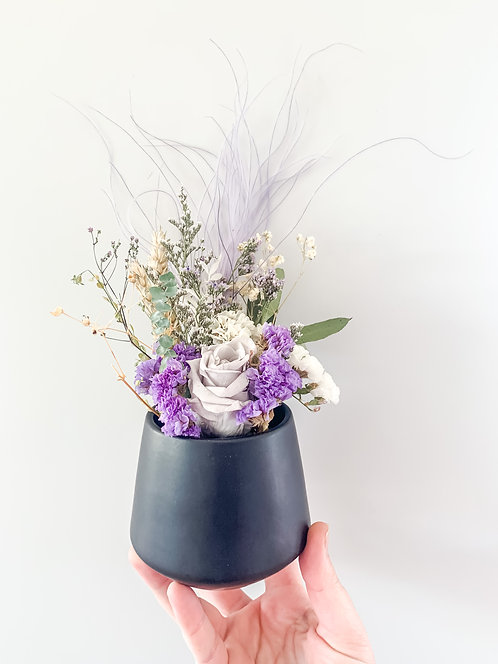 Mini Pot Lilac