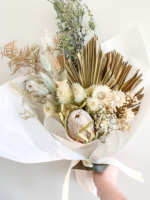 Neutral Everlasting Bouquet
