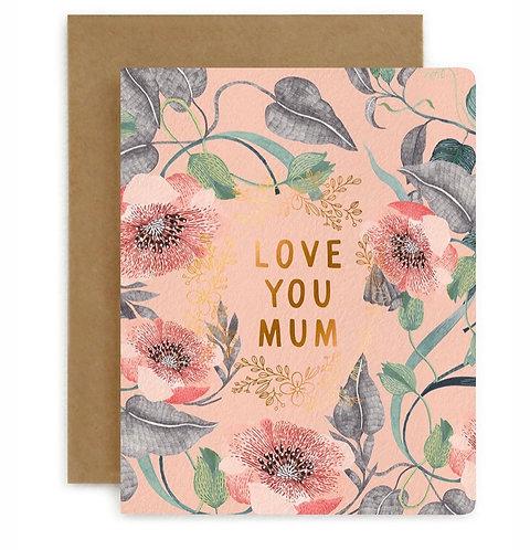 Love you Mum