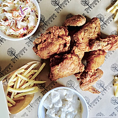 8 Piece Southern Fried Chicken Family Meal