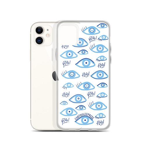 Mati (Evil Eye) iPhone Case