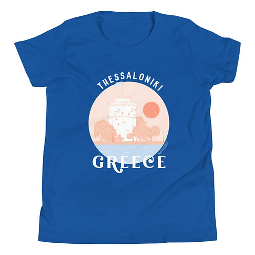 Thessaloniki Youth Souvenir Tee