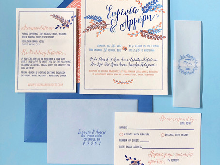 Real Wedding: Eugenia & Argeri