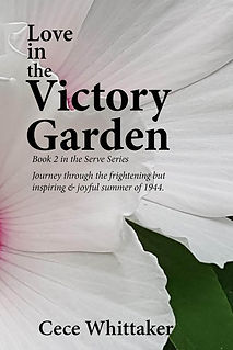 Second Cover-Love in Victory Garden 12-2