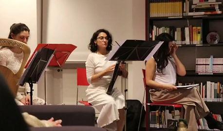 Konzert Marcela Insituto cervantes
