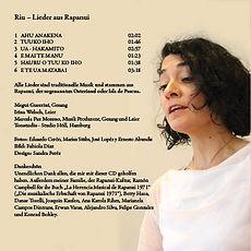 Rondo Musik CD - Marcela Moreno Aruta