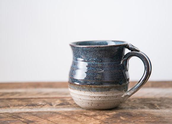Blue White Coffee Mug