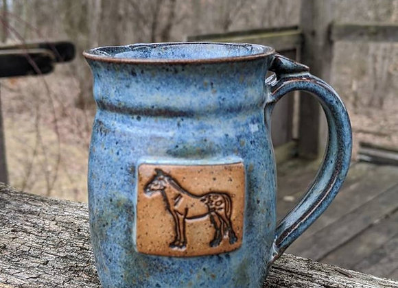 Childrens Horse Mug