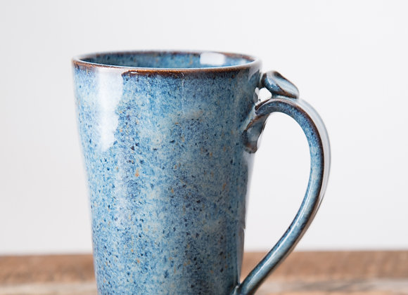 Coffee Tea mug stoneware clay