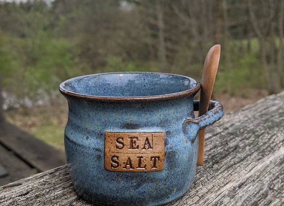 Sea Salt Counter Pot