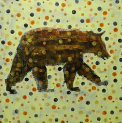 Animal Painting #015 - 1273 - Bear