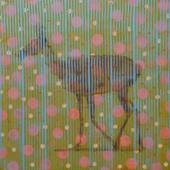 Animal Painting # 015-1264 Antelope