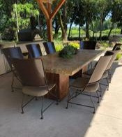 Trobertine Table