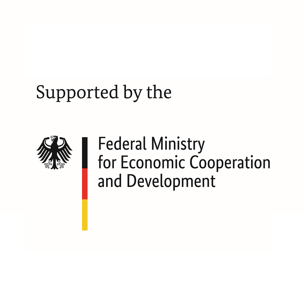 BMZ Federal Ministry for Economic Cooperation and Development