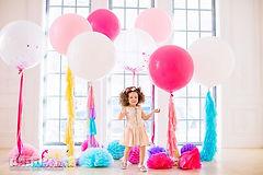 Оформление возушными Шарами на Праздник, День Рождения ребенка в Израиле