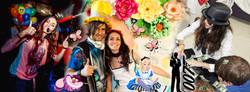 Детский праздник в Израиле 6 -8 лет