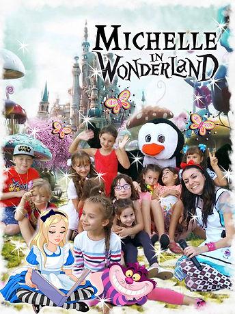 Детский День Рождения в Израиле 6 лет, 7 лет, 8 лет, Алиса в Стране Чудес, Детские Праздники в Израиле, Аниматор и Диджей DJ на День Рождения Ребенка в Изариле