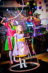 Мыльные Пузыри Шоу в Израиле, Детский Праздник в Израиле, Организация Праздников в Израиле, Аниматоы в Израиле