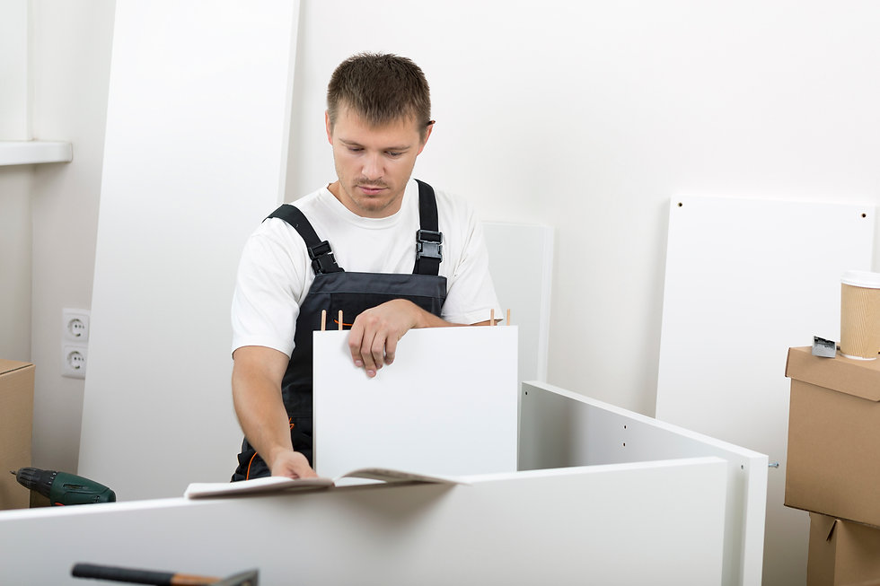 IKEA Furniture Assembly Services in New York City