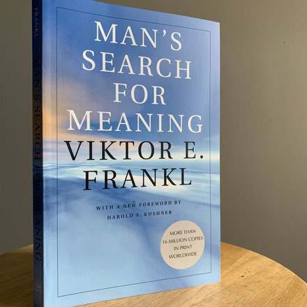 Book Discussion: Man's Search For Meaning