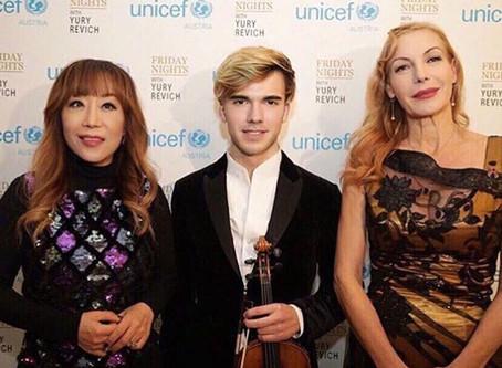 """""""DREAMLAND"""" Gala für UNICEF"""